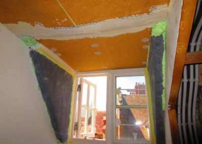 Conversion-of-an-attic---Dormer-with-Aerogel